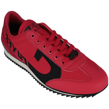 Schoenen Lage sneakers Cruyff ultra bright red Rood