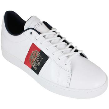 Schoenen Lage sneakers Cruyff sylva olanda white Wit