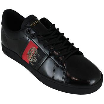 Schoenen Lage sneakers Cruyff sylva olanda black Zwart