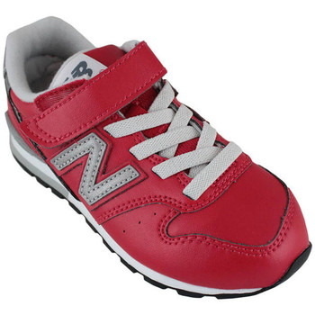 Schoenen Sneakers New Balance yv996lrd Rood