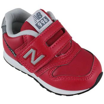 Schoenen Lage sneakers New Balance iz996lrd Rood