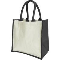 Tassen Dames Tote tassen / Boodschappentassen Westford Mill W421 Zwart