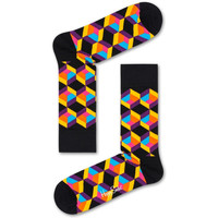 Accessoires Heren Sokken Happy Socks Optiq square sock Multicolour