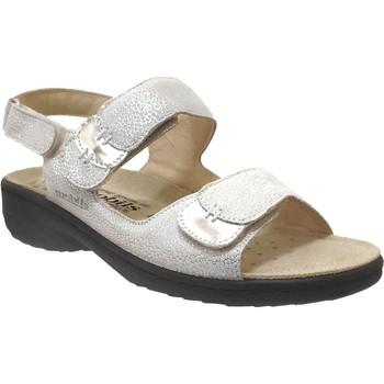 Schoenen Dames Sandalen / Open schoenen Mobils By Mephisto Getha Metaal grijs