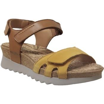 Schoenen Dames Sandalen / Open schoenen Mobils By Mephisto Quirina Nubuck geel