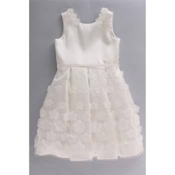 Textiel Kinderen Setjes Bella Brilli BB203050 Avorio