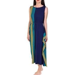 Textiel Dames Lange jurken Lisca Zomerse lange jurk Dominica blauw Blauw
