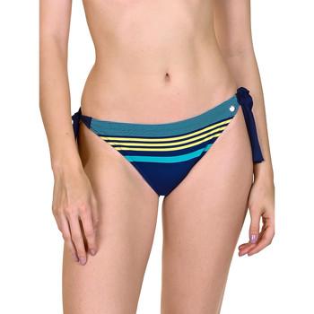 Textiel Dames Bikinibroekjes- en tops Lisca Zwempakkousen Dominica Blauw