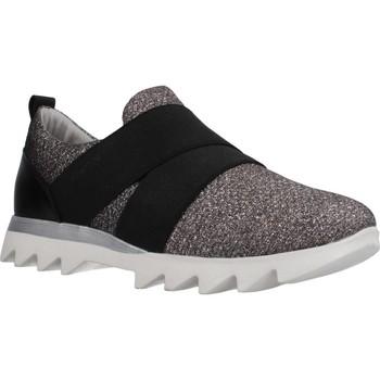 Schoenen Dames Lage sneakers Stonefly SPEEDY LADY 12 NET G Zwart