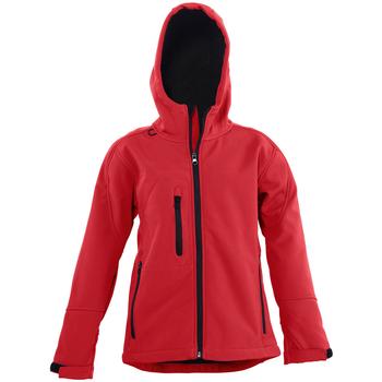 Textiel Kinderen Fleece Sols REPLAY WINTER KIDS Rojo
