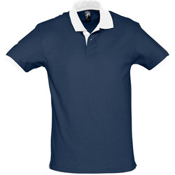 Textiel Polo's korte mouwen Sols PRINCE COLORS Azul