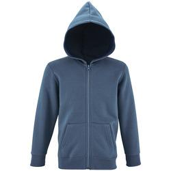 Textiel Kinderen Sweaters / Sweatshirts Sols STONE COLORS KIDS Azul