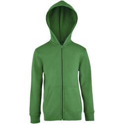 Textiel Kinderen Sweaters / Sweatshirts Sols STONE COLORS KIDS Verde