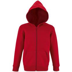 Textiel Kinderen Sweaters / Sweatshirts Sols STONE COLORS KIDS Rojo
