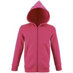 Textiel Kinderen Sweaters / Sweatshirts Sols STONE COLORS KIDS Rosa