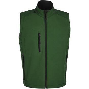 Textiel Heren Fleece Sols RALLYE SPORT MEN Verde