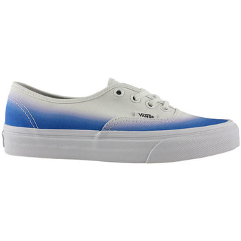 Schoenen Lage sneakers Vans Authentic ombre blue true white Wit