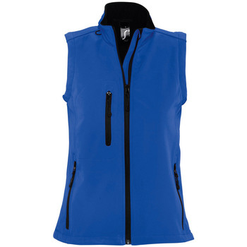 Textiel Dames Windjack Sols RALLYE SPORT WOMEN Azul