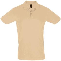 Textiel Heren Polo's korte mouwen Sols PERFECT COLORS MEN Marr?n