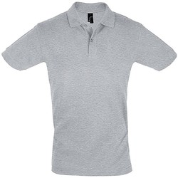 Textiel Heren Polo's korte mouwen Sols PERFECT COLORS MEN Gris