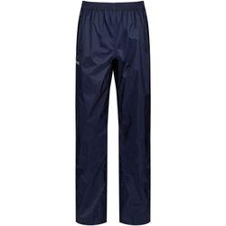 Textiel Dames Broeken / Pantalons Regatta  Middernacht