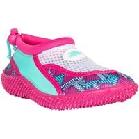 Schoenen Meisjes Waterschoenen Trespass  Roze Damesprint