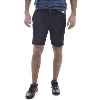 Textiel Heren Korte broeken / Bermuda's Guess M02D05 WCRK1 Daniel Zwart
