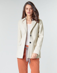 Textiel Dames Mantel jassen Vero Moda VMCALA Wit
