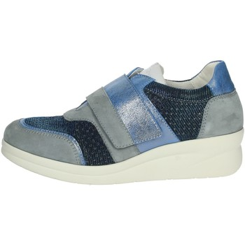 Schoenen Dames Lage sneakers Riposella C224 Light Blue