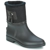 Schoenen Dames Regenlaarzen Be Only DIVINE Zwart
