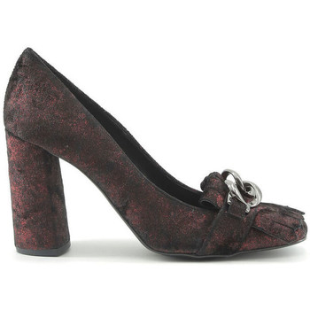 Schoenen Dames pumps Made In Italia - enrica Rood