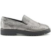 Schoenen Dames Mocassins Made In Italia - lucilla Grijs