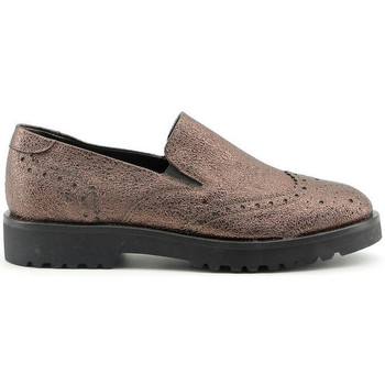 Schoenen Dames Mocassins Made In Italia - lucilla Bruin