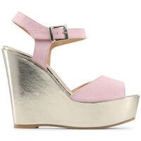 Schoenen Dames Sandalen / Open schoenen Made In Italia - betta Roze