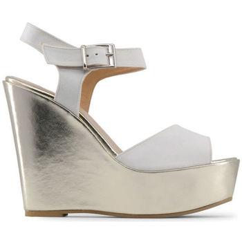 Schoenen Dames Sandalen / Open schoenen Made In Italia - betta Wit