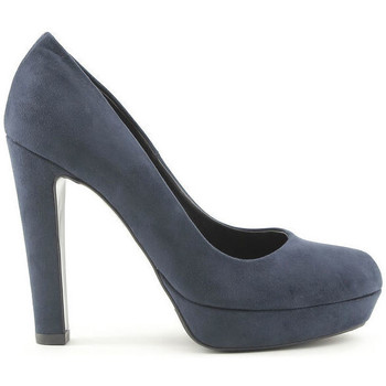 Schoenen Dames pumps Made In Italia - alfonsa Blauw