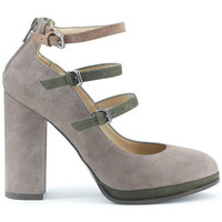 Schoenen Dames pumps Made In Italia - filomena Grijs