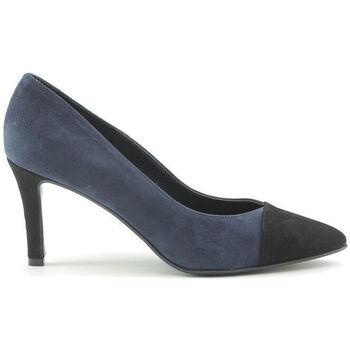 Schoenen Dames pumps Made In Italia - flavia Blauw
