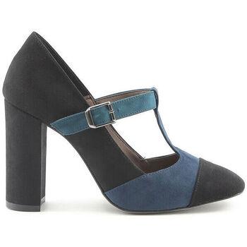 Schoenen Dames pumps Made In Italia - giorgia Zwart