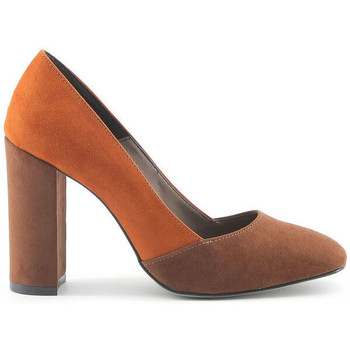 Schoenen Dames pumps Made In Italia - giada Bruin