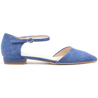 Schoenen Dames Ballerina's Made In Italia - baciami Blauw