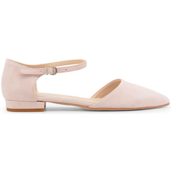 Schoenen Dames Ballerina's Made In Italia - baciami Roze