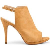 Schoenen Dames Sandalen / Open schoenen Made In Italia - albachiara Bruin