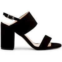 Schoenen Dames Sandalen / Open schoenen Made In Italia - favola Zwart