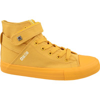 Schoenen Dames Hoge sneakers Big Star Shoes FF274581