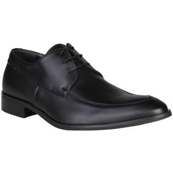 Schoenen Heren Derby Made In Italia - leonce Zwart
