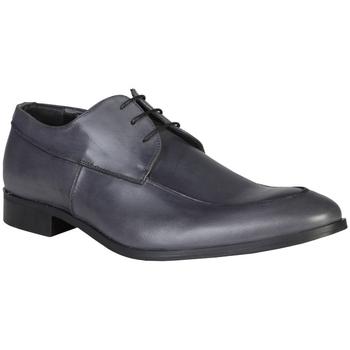 Schoenen Heren Derby Made In Italia - leonce Grijs