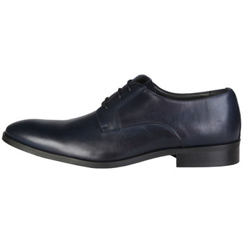 Schoenen Heren Derby Made In Italia - florent Blauw