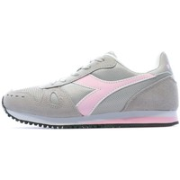 Schoenen Dames Lage sneakers Diadora  Grijs