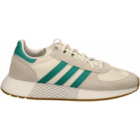 Schoenen Heren Fitness adidas Originals MARATHON TECH bianco-verde